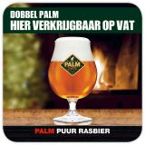 Coaster Palm square