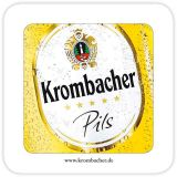 Coaster Krombacher square