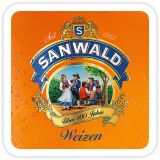Coaster Sanwald square